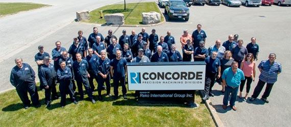 Concorde Group Shot